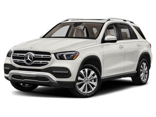 New 2021 Mercedes-Benz GLE 350 4MATIC SUV for sale in Belmont, CA