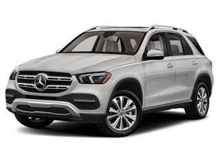 New 2021 Mercedes-Benz GLE 350 4MATIC SUV Bentonville, AR