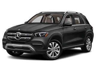 New 2021 Mercedes-Benz GLE 350 4MATIC SUV in Lafayette, IN