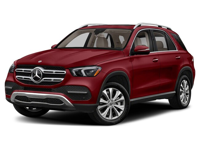 New 2021 Mercedes-Benz GLE 350 4MATIC SUV Lubbock, TX