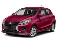 2021 Mitsubishi Mirage Carbonite Edition Hatchback