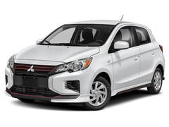 2021 Mitsubishi Mirage Carbonite Edition Hatchback