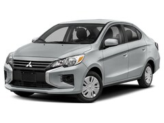 2021 Mitsubishi Mirage G4 LE Sedan
