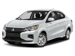 2021 Mitsubishi Mirage G4 Carbonite Edition Sedan
