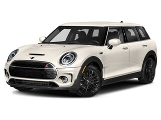 New 2021 MINI Cooper S ALL4 Clubman in Shelburne, VT