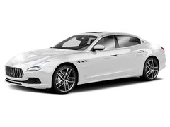 2021 Maserati Quattroporte Trofeo Sedan