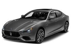 New 2021 Maserati Ghibli S Sedan Near Miami