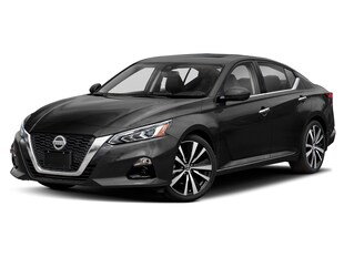 2021 Nissan Altima 2.5 SV Sedan
