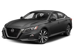 New 2021 Nissan Altima 2.5 SR Sedan in Louisville, KY