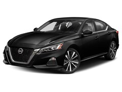 2021 Nissan Altima 2.5 SR Sedan Car