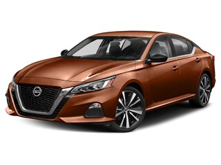 2021 Nissan Altima 2.0 SR Sedan