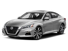 New 2021 Nissan Altima 2.5 SV Sedan in South Burlington