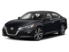 New 2021 Nissan Altima 2.5 SV Sedan in South Burlington