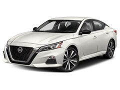 New 2021 Nissan Altima 2.5 SR Sedan in South Burlington