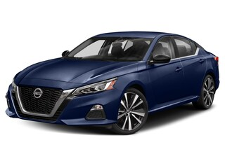 New 2021 Nissan Altima 2.5 SR Sedan Eugene, OR