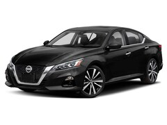New 2021 Nissan Altima 2.5 SL Sedan in South Burlington