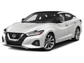 New 2021 Nissan Maxima Platinum Sedan Eugene, OR