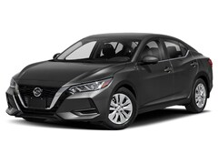 New 2021 Nissan Sentra SV Sedan in Grand Junction