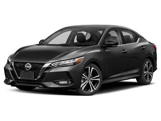New 2021 Nissan Sentra SR Sedan Fresno, CA