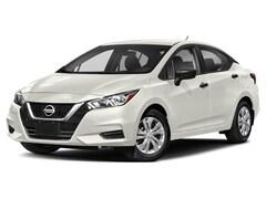 2021 Nissan Versa 1.6 S Sedan