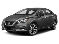 New 2021 Nissan Versa 1.6 SR Sedan Eugene, OR