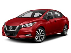 New 2021 Nissan Versa 1.6 SR Sedan in Totowa