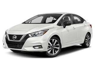 2021 Nissan Versa 1.6 SR Sedan
