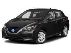 New 2021 Nissan LEAF S PLUS Hatchback in South Burlington
