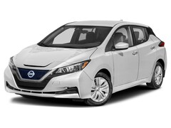 2021 Nissan LEAF S PLUS Hatchback