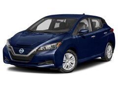 New 2021 Nissan LEAF S PLUS Hatchback 1N4BZ1BVXMC553441 For Sale in South Burlington