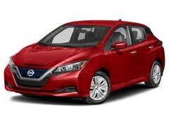 New 2021 Nissan LEAF SV PLUS Hatchback in Totowa