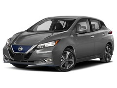 2021 Nissan LEAF SL PLUS Hatchback