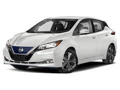2021 Nissan LEAF SL PLUS Hatchback