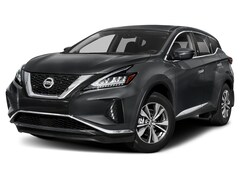 New 2021 Nissan Murano SV SUV for sale in Tyler, TX