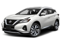 New 2021 Nissan Murano SL SUV for sale near you in Lufkin, TX