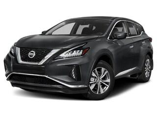 New 2021 Nissan Murano SV SUV in Cheyenne, WY