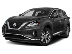 New 2021 Nissan Murano SV SUV For Sale in Logan, UT
