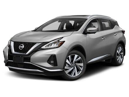 2021 Nissan Murano SL Sport Utility
