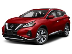 New 2021 Nissan Murano SL SUV For sale in Ames, IA
