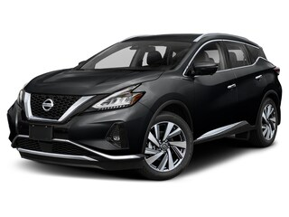 New 2021 Nissan Murano Platinum SUV Eugene, OR