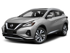 new 2021 Nissan Murano Platinum SUV for sale in racine wi