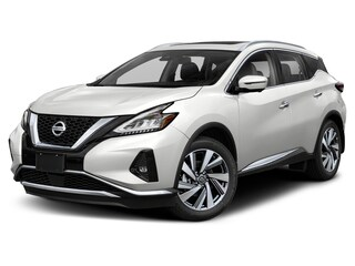 New 2021 Nissan Murano Platinum SUV for sale in Santa Fe, NM