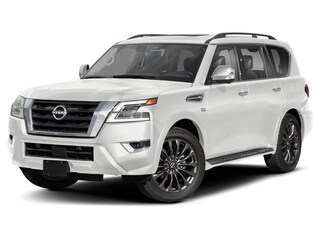 New 2021 Nissan Armada Platinum SUV in Lakeland, FL