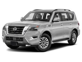 New 2021 Nissan Armada SV SUV Yorkville, NY