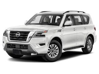 2021 Nissan Armada SV Sport Utility