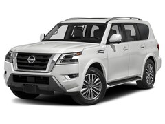 new 2021 Nissan Armada SL SUV for sale in hagerstown