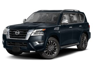 New 2021 Nissan Armada Platinum SUV Yorkville, NY
