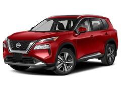 New 2021 Nissan Rogue Platinum SUV in Myrtle Beach, SC