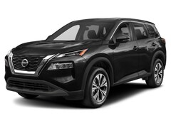 New 2021 Nissan Rogue SV SUV in Grand Junction