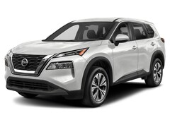 New 2021 Nissan Rogue SV SUV in South Burlington